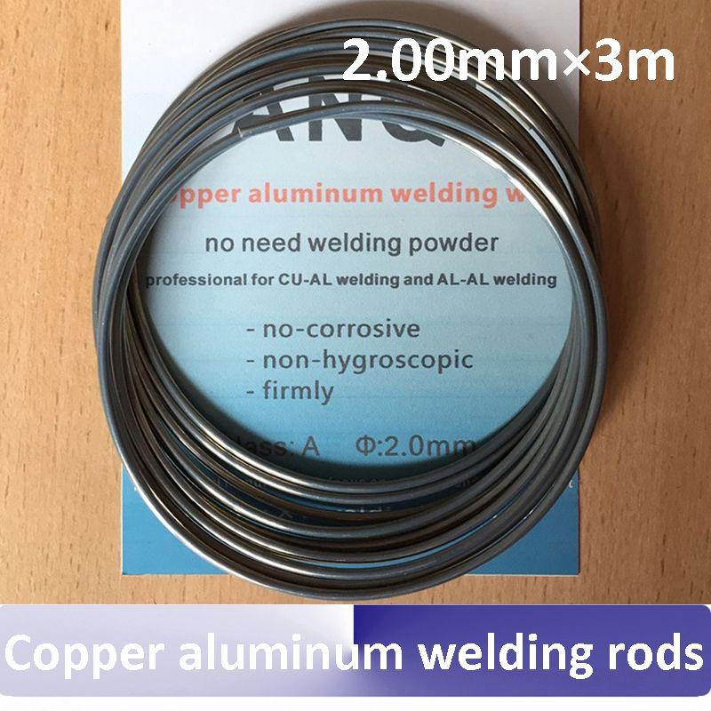 buy welding rod low temperature flux cored copper aluminum gas ...