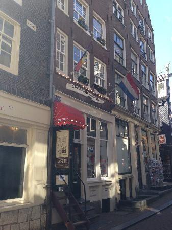 Pannenkoekenhuis Upstairs The Pancake House Amsterdam Places