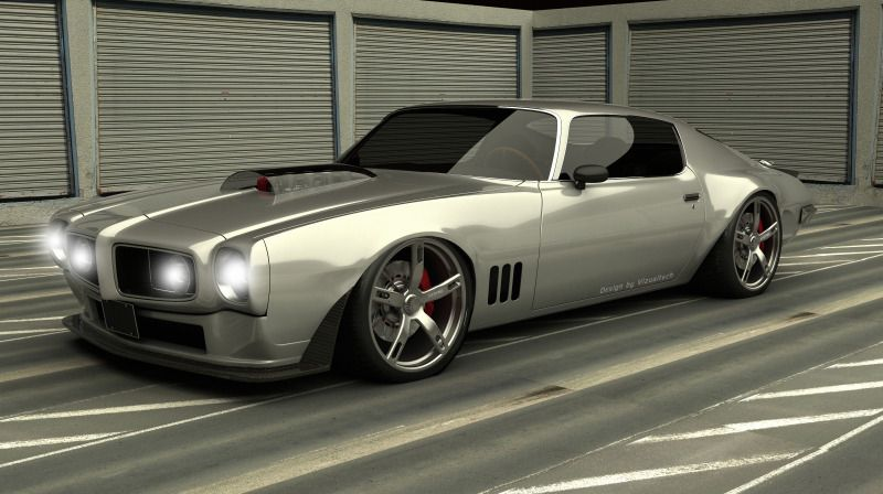 Pontiac Firebird Formula Trans Am 70 81 Pro Touring G Machine