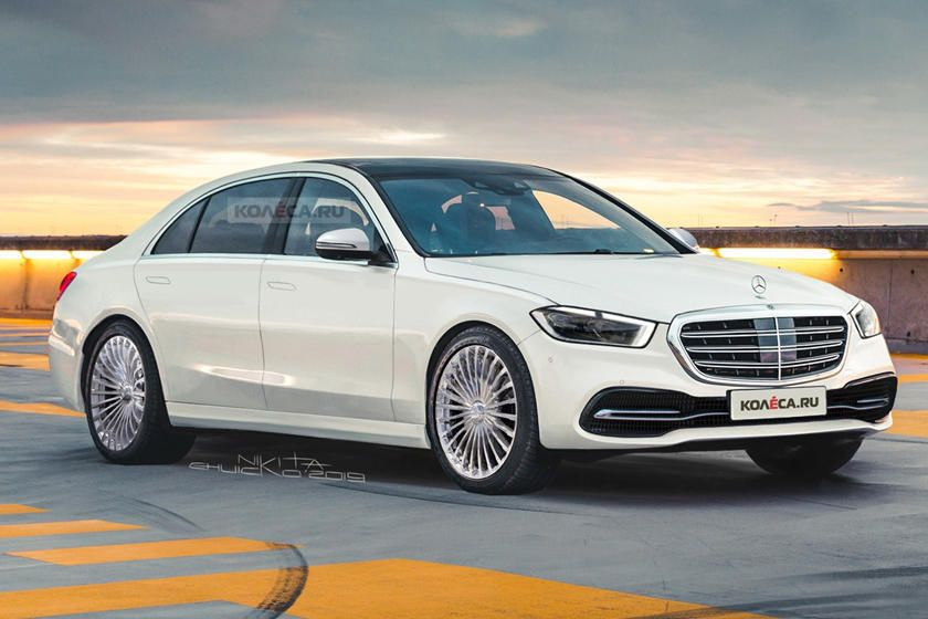 7 Things You Should Know About The New 2021 Mercedes Benz S Class