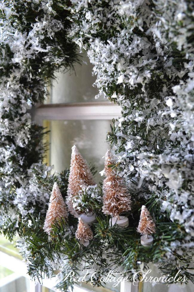 Photo of Winter Woodland Wreath