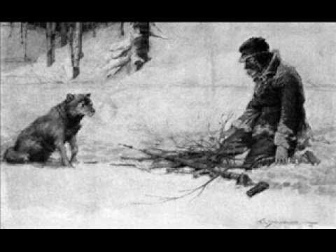 Jack London To Build A Fire Audiobook To Build A Fire Jack London Art Of Manliness