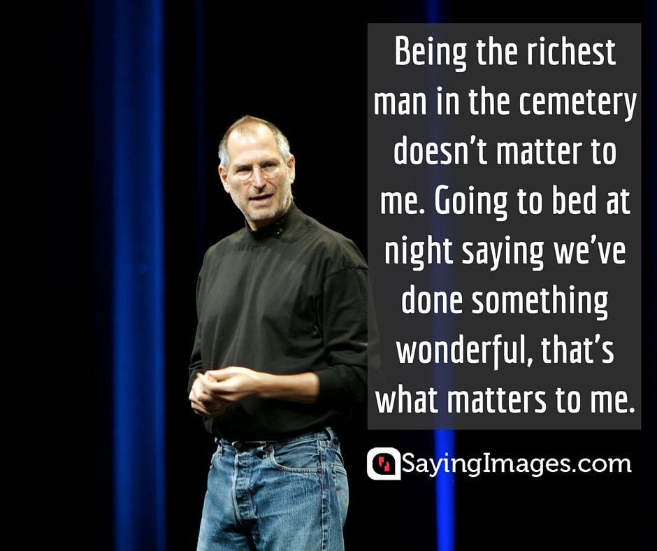 20 Most Memorable and Inspiring Steve Jobs Quotes #sayingimages #quotes #stevejobs