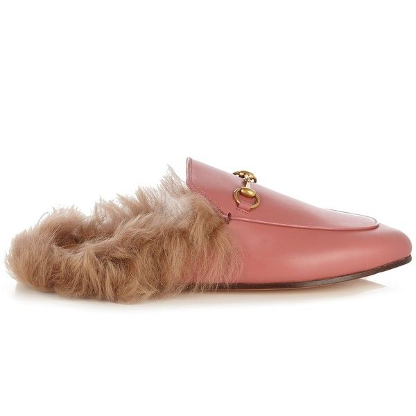 Backless shoes, Gucci loafer