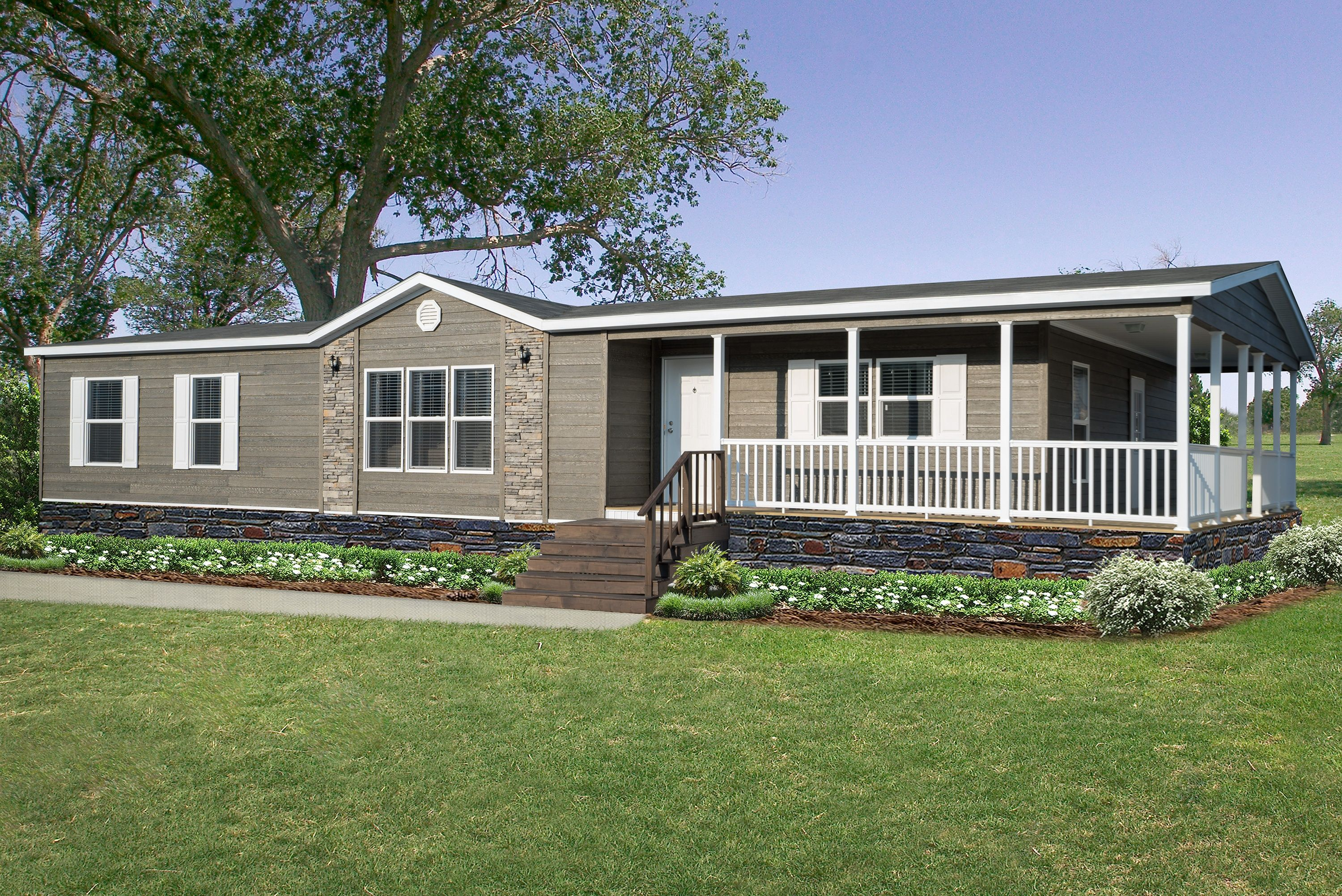 Friday Favorite The Weissmuller Manufactured Home Mobile Home Remodeling Mobile Homes
