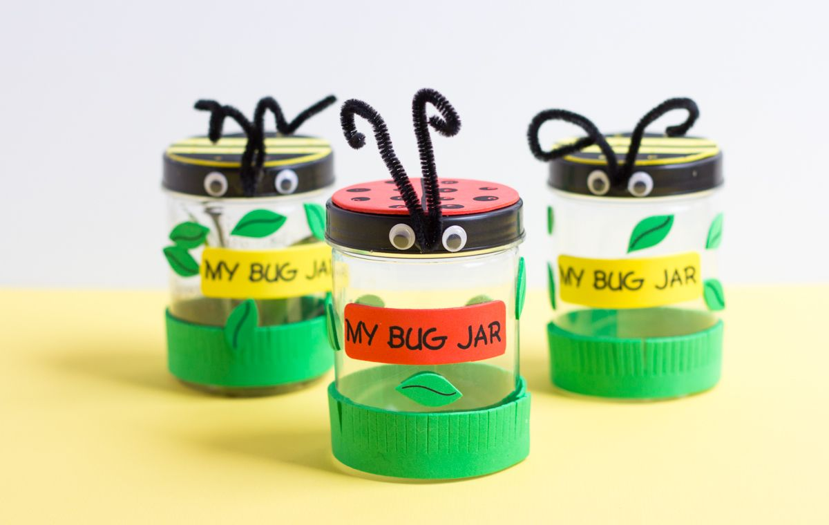 bug jar kids craft idea pinterest kids craft projects craft