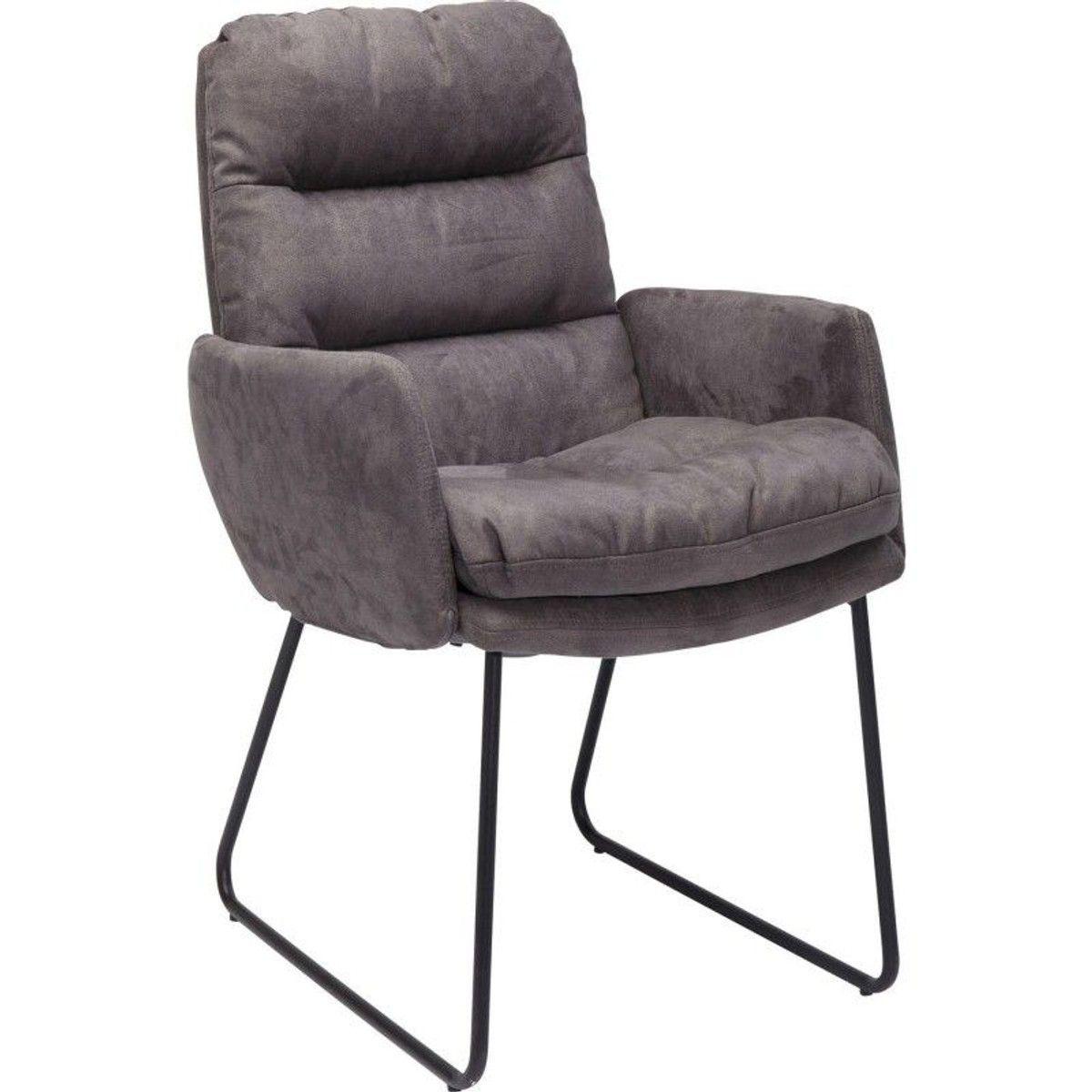 Chaise Avec Accoudoirs Dance Kare Design Taille Tu Avec Images Chaise Design Chaise Haute Chaise Pliante