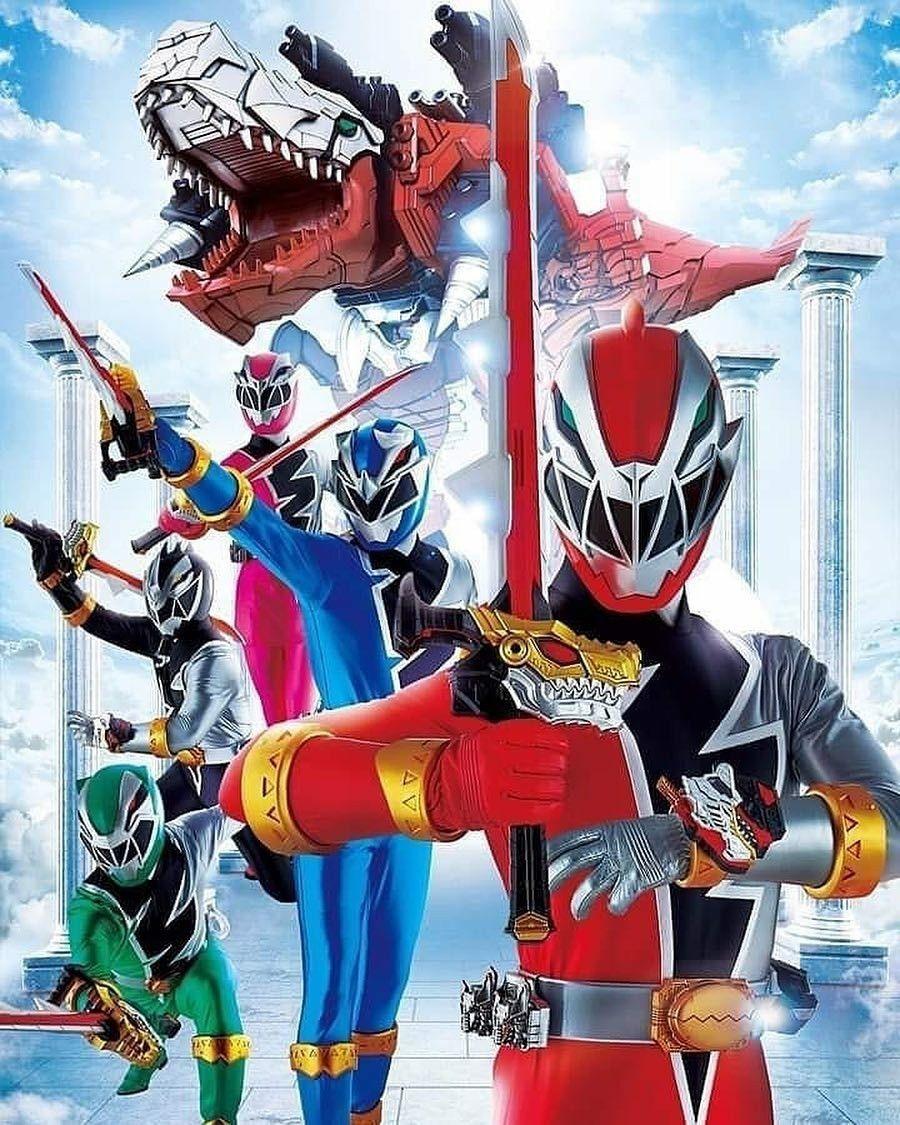 Dino Knight Sentai Ryuusouger Episode 1 | MyAsianEn | Power