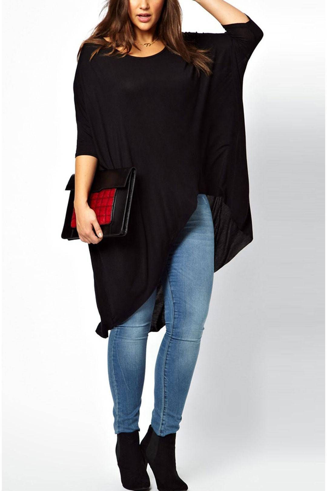 this blouse is simple but attractive it features plus. Black Bedroom Furniture Sets. Home Design Ideas