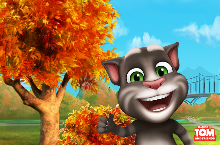it's so much fun to crunch the crunchy leaves during the autumn! #autumnfun