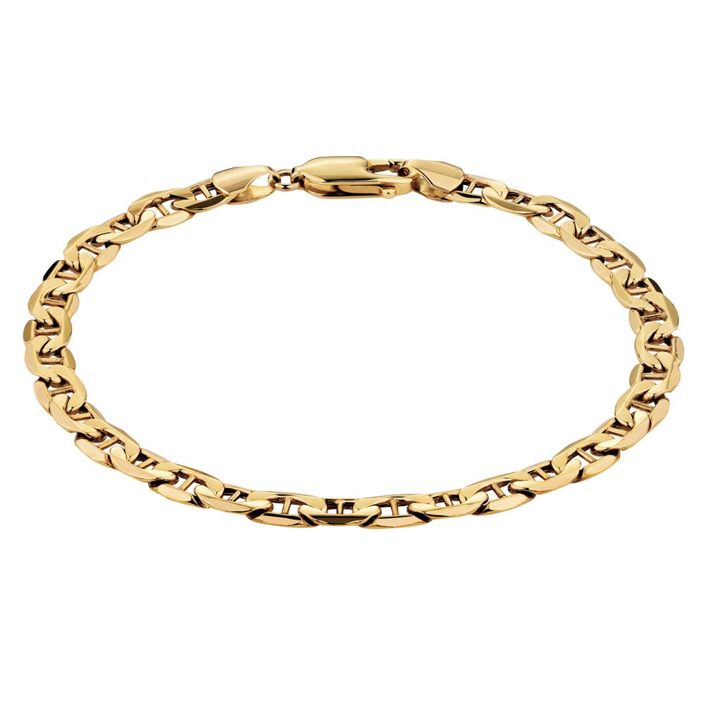 Perfect in its classic simplicity this stylish ct yellow gold