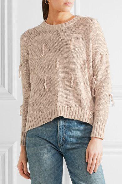 Altrosafarbene Baumwolle Ohne Verschluss 100 Baumwolle Handwasche Oder Trockenreinigung Designerfarbe Plaster My Style Cotton Sweater Sweaters Cotton Slip