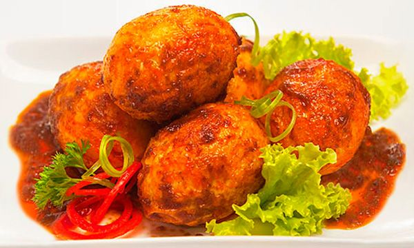 Resep Telur Bumbu Bali Via Makanyukdotnet Website By Www Adisthana Com Food Info Easy Meals Food