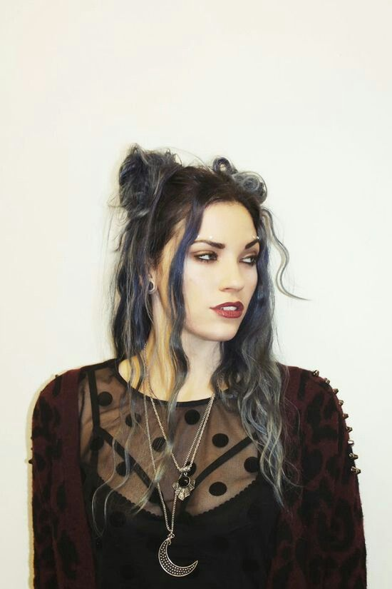 Witchy style | 90s grunge hair, Grunge hair