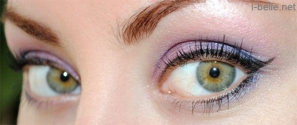 My makeup: Doll