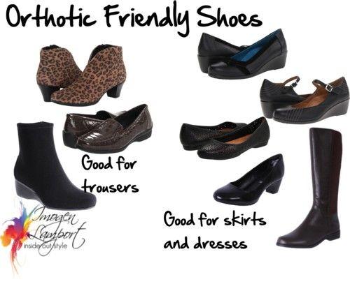dressy orthotic sandals
