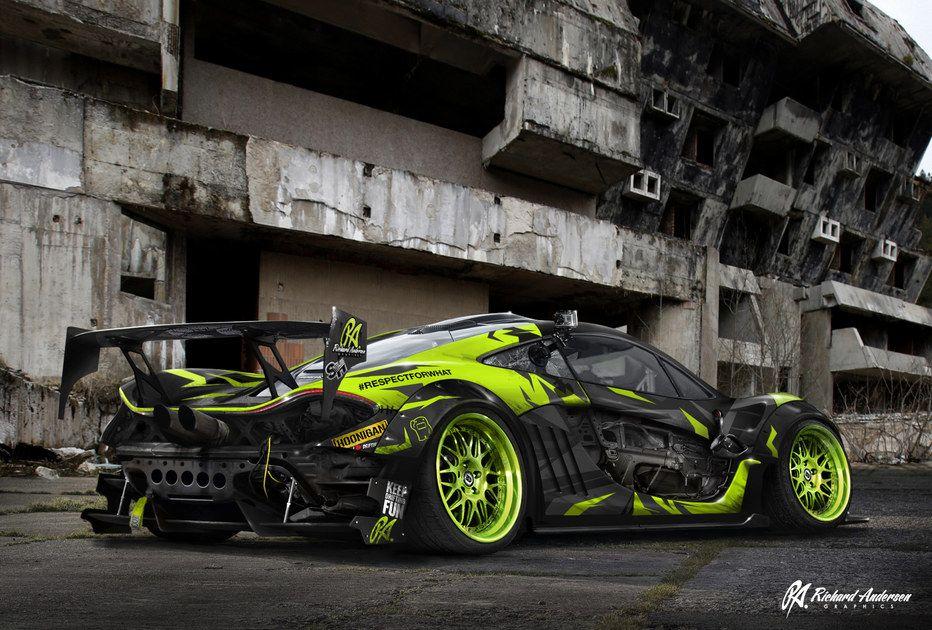Concept Cars Custom cars, Car wrap, Car