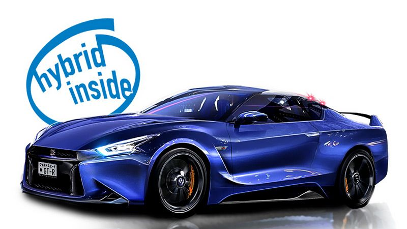 Next GTR to Use Hybrid Bits From 2015 LeMans Racer  Want Cars