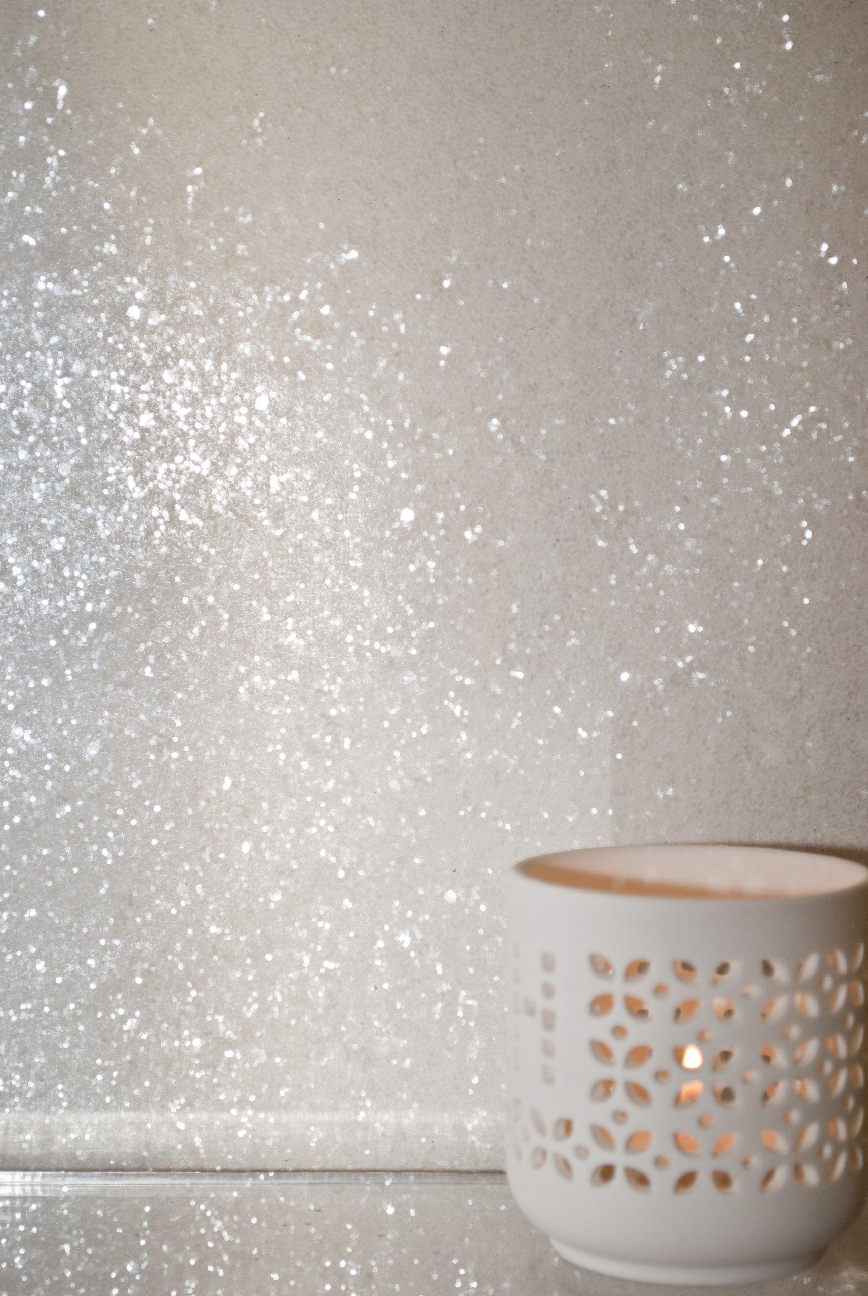 Glitter Wallpaper (Pale Gold) price per metre Amazon.co