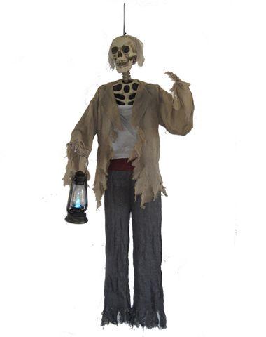Lifesize Hanging Ghoul Decoration Build a haunt! Pinterest
