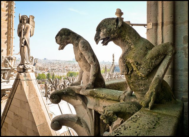 Chimera Gallery, Notre Dame de Paris