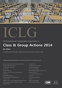 The international comparative legal guide to class  group actions 2014.   Global Legal Group, 2013.