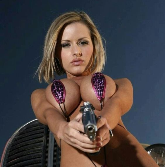 Penny Mathis  Dealier Than The Male  Pinterest  Guns -4098