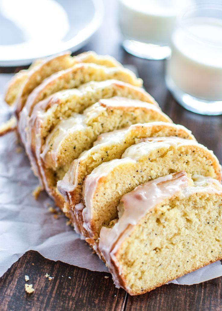 Lemon Poppy Seed Quick Bread #TimetoBelieve #CleverGirls | www.cookingandbeer.com | @jalanesulia