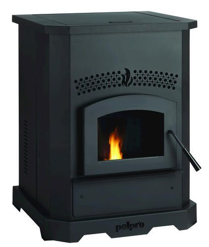 PelPro Wood Pellet Home Heater 120 at Menards | Wood ...