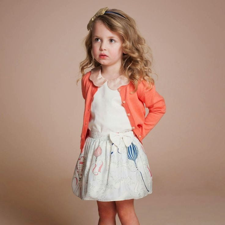 6a44ecfbd The Parker Project  Stylish Clothes for Chic Little Girls Featuring ...