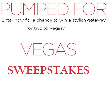 Virgin America Pumped For Vegas Sweepstakes | Win a vacation Win a ...