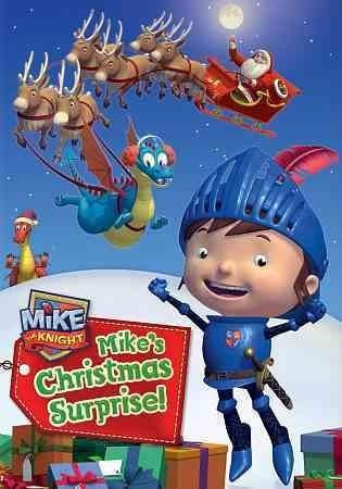 Kids Mike The Knight-Mikes Christmas Surprise (Dvd)