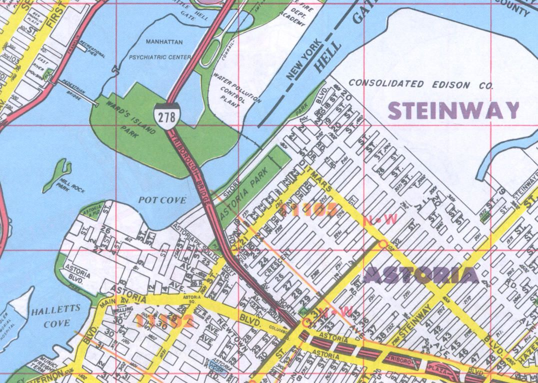 astoria ny Neighborhood Street maps Queens County NY facebook