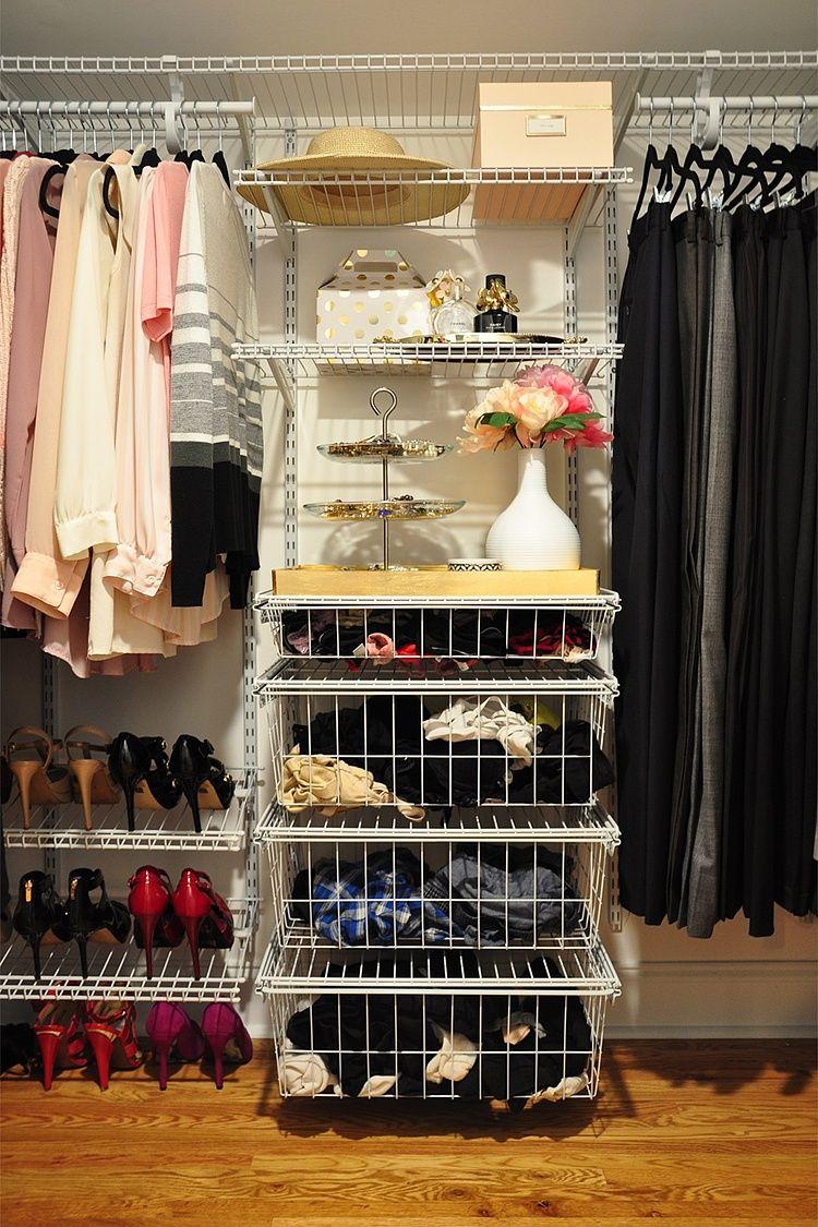 A Master Closet For Foxy Oxie Closet Makeover Diy Master Closet Closet Renovation