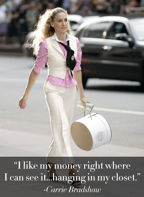 The 50 best fashion quotes of all time: http://hbazaar.co/6266B6E7u