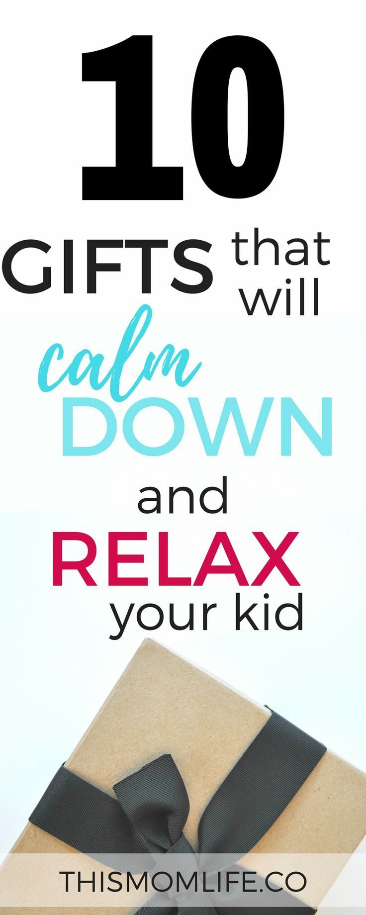 10 Gifts that will Calm Down and Relax Your Kid | Pinterest | Strong ...