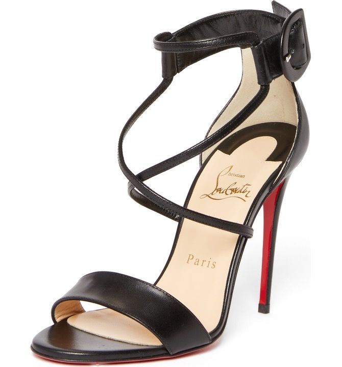 best cheap c15e1 d9b4b Main Image - Christian Louboutin Choca Criss Sandal   shoes ...