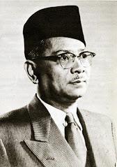 Perdana Menteri Pertama Tunku Abdul Rahman Putra Al Haj Tunku Abdul Rahman Malaysia Hand Painted Decor