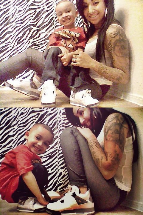 Who is the father of nini smalls kids