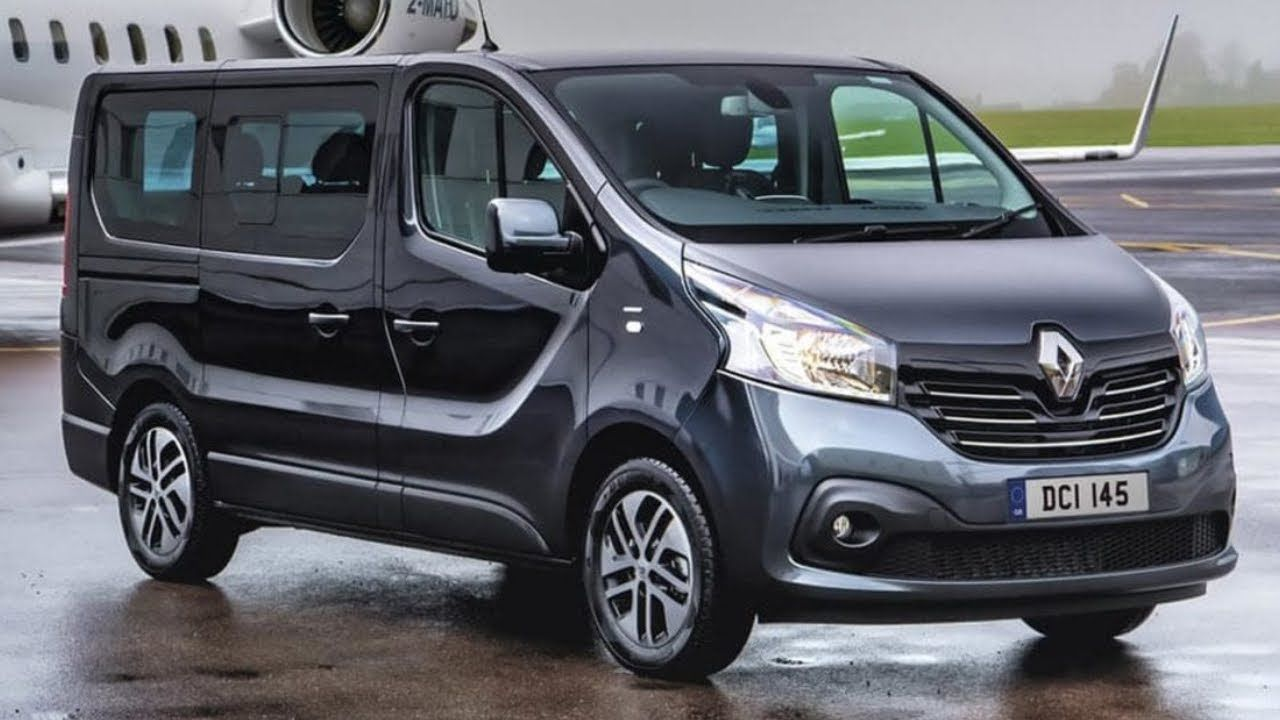 Performance 2020 Renault Trafic