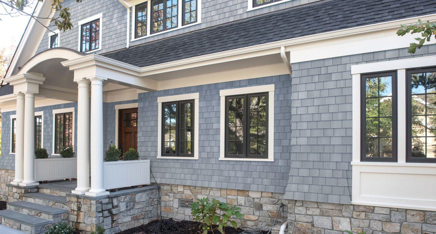 NuCedar Shingles Shingle house exterior, Shingle house