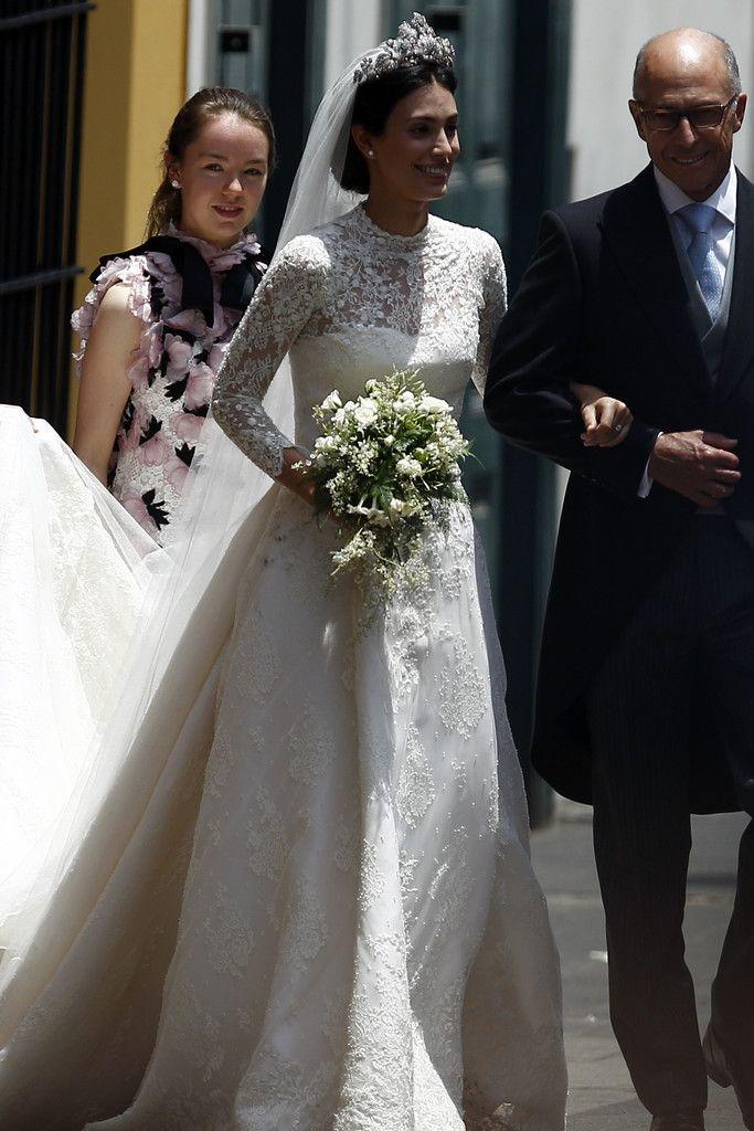 Alessandra de Osma Photos Photos: Wedding Of Prince Christian Of ...