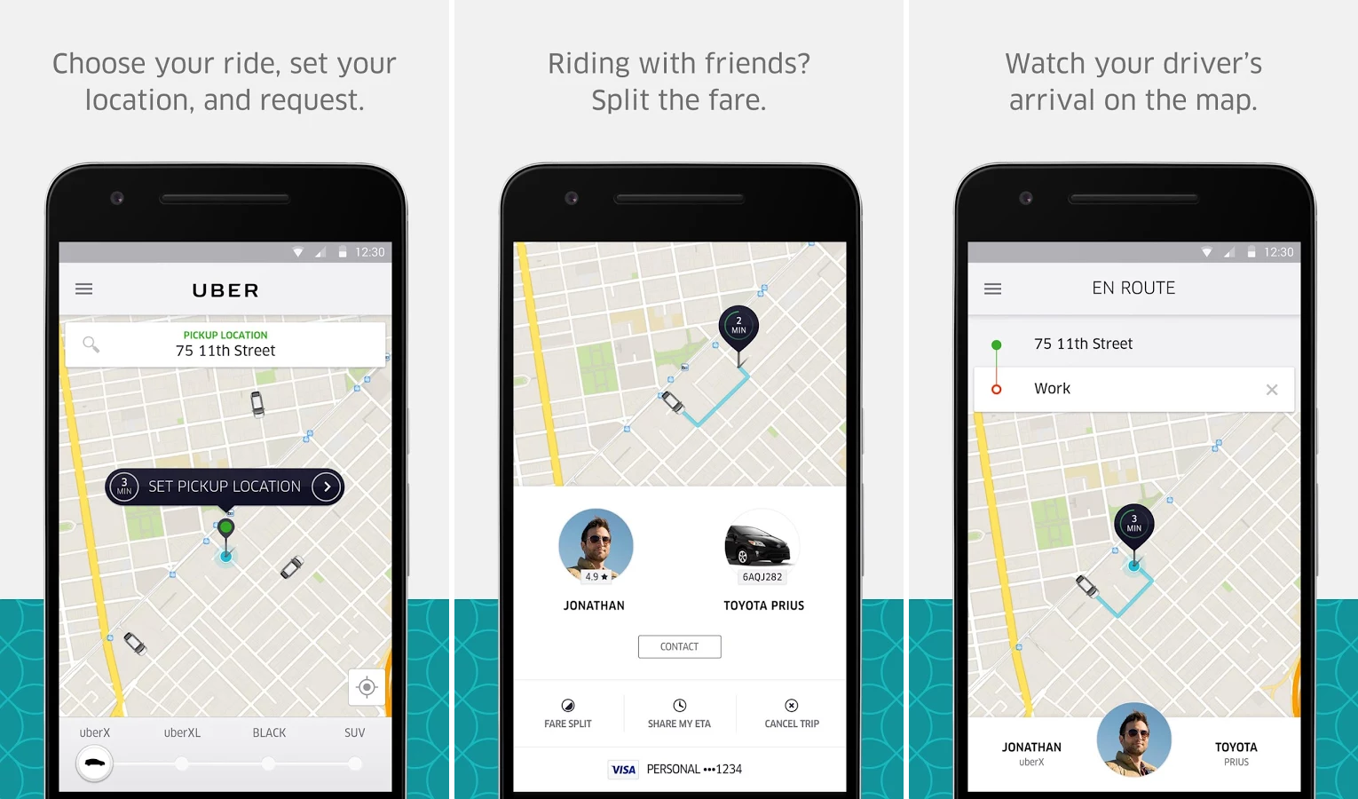 Uber app review Fastest way to Book taxi or cabs online
