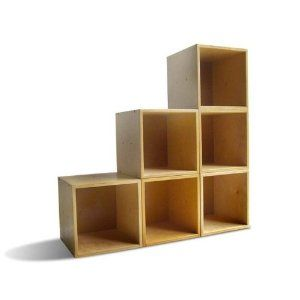 Great A+ Childsupply Cube Storage Unit