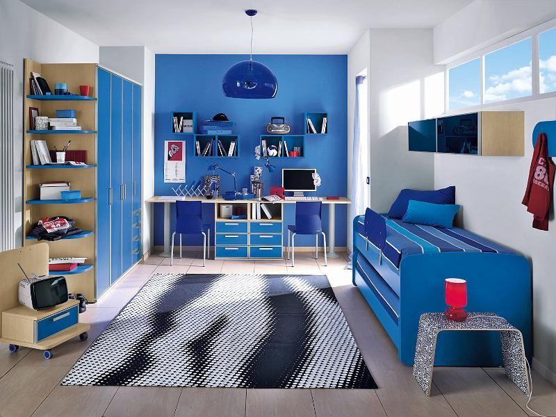 dormitorios-para-niños1 Ideas para dormitorios Pinterest - diseo de habitaciones para nios