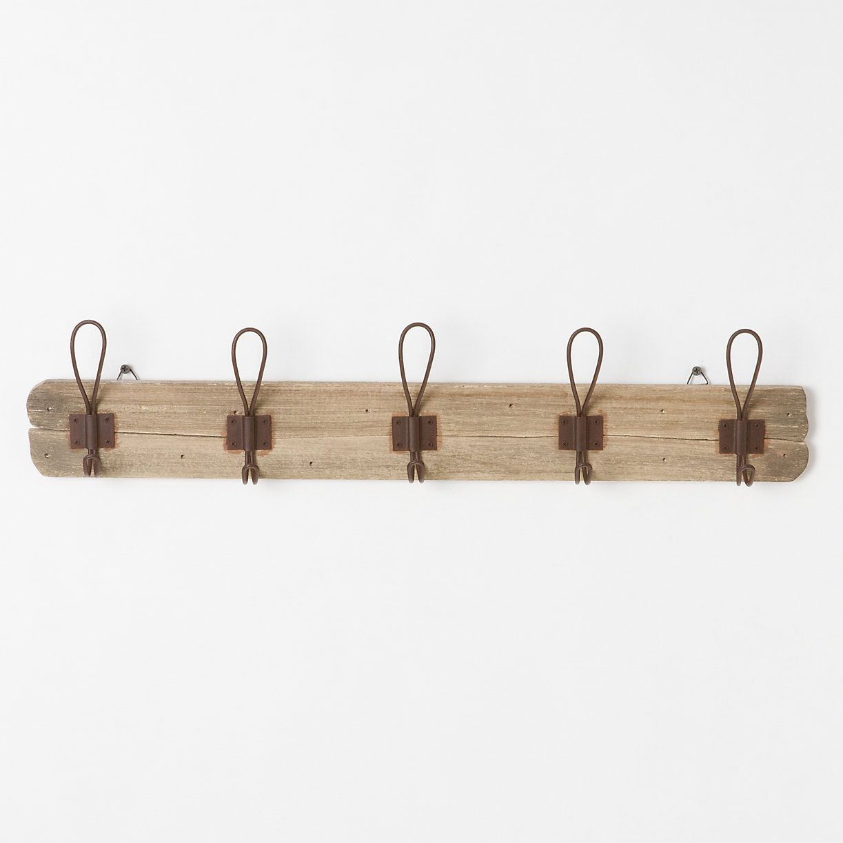 Reclaimed Wooden Rack From Terrain Organize Cool Weather Layers