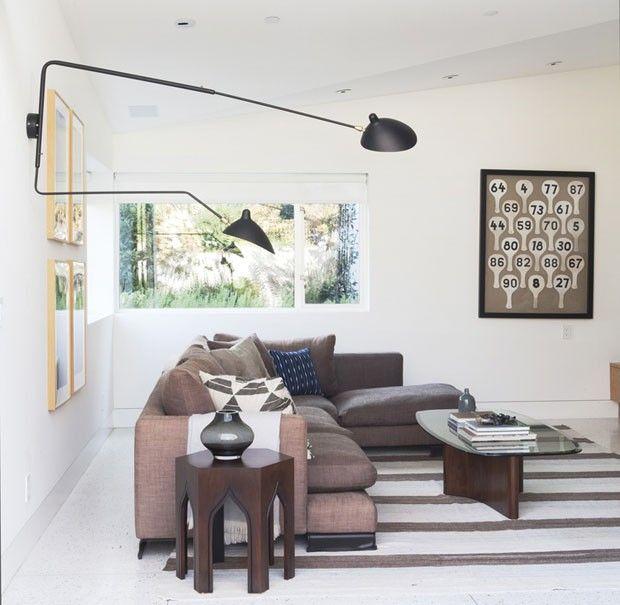 CASA Vogue : DISC Interiors Casa Santa Mônica (Foto: D. Gilbert / divulgação)