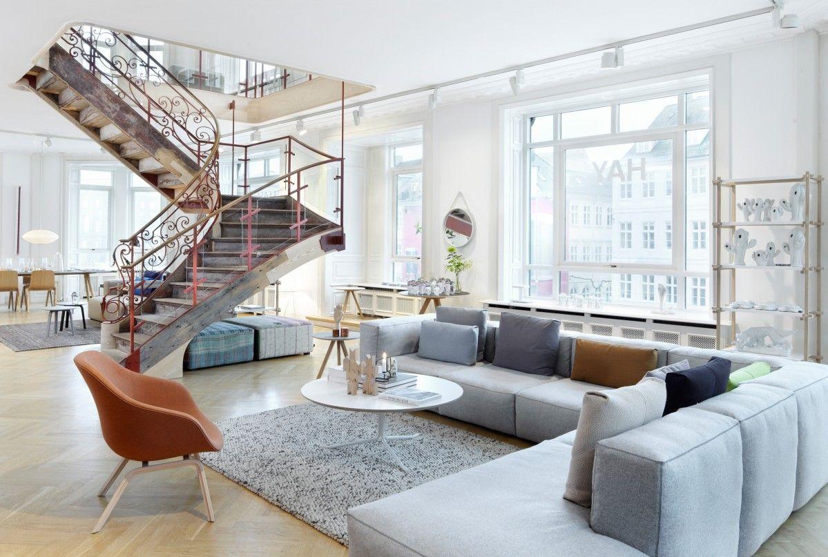 Mags Soft Bank 3 Seater Hay Danish Interior Design Hay