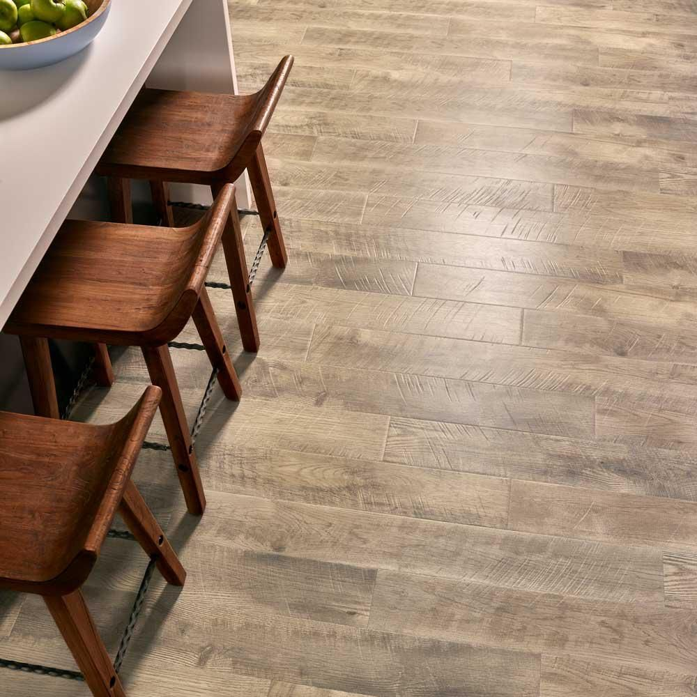 Vintage pewter oak pergo outlast laminate flooring pergo 174 flooring - Pergo Outlast Southport Oak 10 Mm Thick X 6 1 8 In Wide