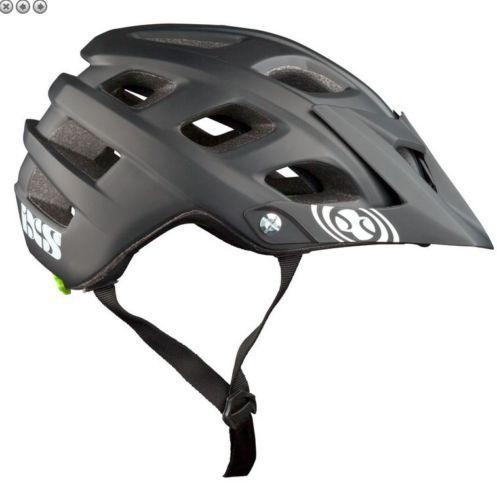 Ixs Trail Rs Mtb Helmet Small Medium Black Enduro Trail Xc Am